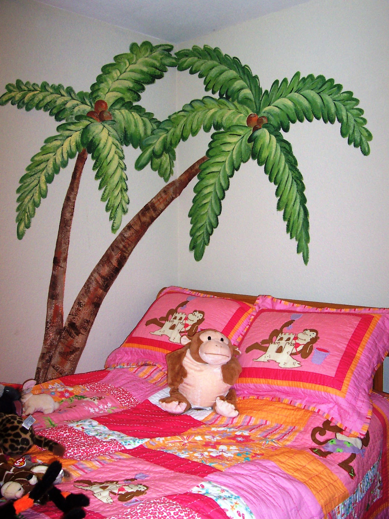 Palm Trees  Paper palm tree Whimsical and Palm